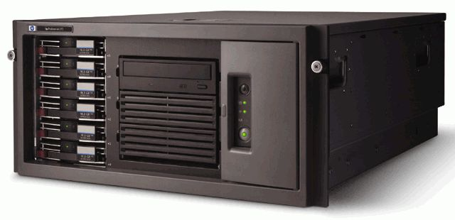 Hewlett-Packard ProLiant ML370 G3
